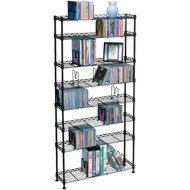 ATLANTIC 3020 Multimedia Storage Rack (8 shelves) (R-ATL3020)