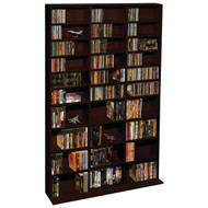 ATLANTIC 38435714 Oskar 1,080-CD Multimedia Storage Cabinet (R-ATL38435714)