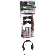 ATLANTIC 38806137 Wall-Mount Game Rack (R-ATL38806137)