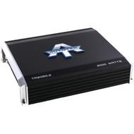 AUTOTEK TA 2050.2 TA Series 2-Channel Class AB Amp (2,000 Watts) (R-AUTTA20502)