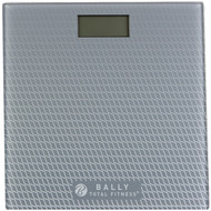 BALLY BLS-7302 GRY Digital Bathroom Scale (Gray) (R-BALBLS7302GRY)