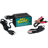 BATTERY TENDER 021-0128 12-Volt 1.25-Amp Battery Charger (R-BAT0210128)