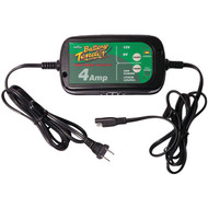 BATTERY TENDER 022-0209-DL-WH 12-Volt/6-Volt Switchable 4-Amp Battery Charger (R-BAT0220209DLWH)
