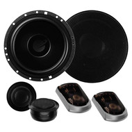 "Planet Audio Big Bang 6.5"" Component Speaker System 500W Max (R-BB65C)"