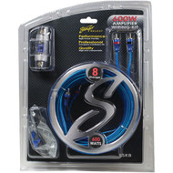 STINGER SSK8 Select Wiring Kit with Ultraflexible Copper-Clad Aluminum Cables (8 Gauge) (R-AOASSK8)