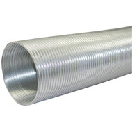 "BUILDERS BEST 111586 Semi-Rigid Aluminum Duct, 8ft (6"" dia) (R-BDB111586)"