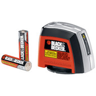 BLACK & DECKER BDL220S Laser Level with Wall-Mounting Accessories (R-BDKBDL220S)