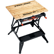 BLACK & DECKER WM425 Workmate(R) Portable Project Center & Vise (550lbs capacity) (R-BDKWM424)