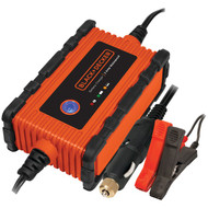 BLACK & DECKER BC2WBD Waterproof Battery Charger/Maintainer (2 Amps) (R-BGLBC2WBD)