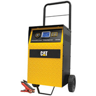 CAT CBC40E 40-Amp Rolling High-Frequency Charger with 110-Amp Engine Start, Alternator Check & Battery Reconditioning (R-BGLCBC40E)