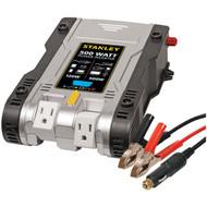 STANLEY PI500PS 500-Watt Continuous Power Inverter (R-BGLPI500PS)
