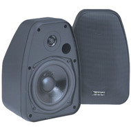 "BIC VENTURI ADATTO DV52SI 5.25"" Adatto Indoor/Outdoor Speakers (Black) (R-BICADDV52SIB)"