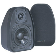 "BIC VENTURI DV32-B 3.5"" Bookshelf Speakers (Black) (R-BICDV32B)"