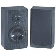 "BIC VENTURI DV62SIB 6.5"" Bookshelf Speakers (R-BICDV62SIB)"