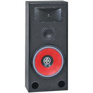 "BIC AMERICA RTR-EV15 15"" Eviction RtR Series 3-Way Bi-Ampable Floor Speaker (R-BICRTREV15)"