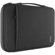 "BELKIN B2B081-C00 11"" Netbook/Chromebook(TM) Sleeve (Black) (R-BKNB2B081C00)"