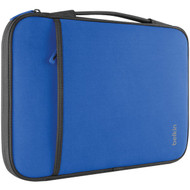 "BELKIN B2B081-C01 11"" Netbook/Chromebook(TM) Sleeve (Blue) (R-BKNB2B081C01)"