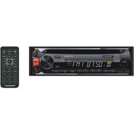 Blaupunkt BOS100 BOSTON 100 Single-DIN In-Dash CD/MP3 Receiver (R-BLABOS100)