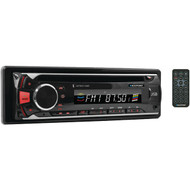 Blaupunkt DTR100BT DETROIT 100 BT Single-DIN In-Dash CD/MP3 Receiver with Bluetooth(R) (R-BLADTR100BT)