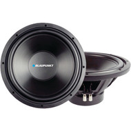 "Blaupunkt GBW120 Single Voice-Coil Subwoofer (GBW120 12"" 800 Watts) (R-BLAGBW120)"