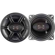 "Blaupunkt GTX401 4-Way Coaxial Speakers (GTX401 4"" 240 Watts) (R-BLAGTX401)"