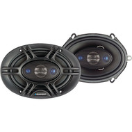"Blaupunkt GTX570 4-Way Coaxial Speakers (GTX570 5"" x 7"" 360 Watts) (R-BLAGTX570)"