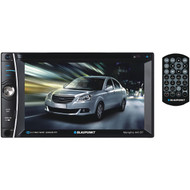 "Blaupunkt MMP440BT MEMPHIS 440 BT 6.2"" Double-DIN In-Dash DVD Receiver with Bluetooth(R) (R-BLAMMP440BT)"