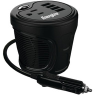 ENERGIZER EN120 12-Volt Cup-Holder Power Inverter (120 Watts) (R-BMLEN120)