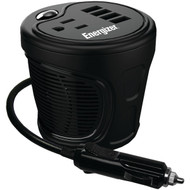 ENERGIZER EN180 12-Volt Cup-Holder Power Inverter (180 Watts) (R-BMLEN180)