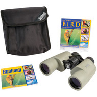 BUSHNELL 118042C Birder 8 x 40mm Porro Binoculars with CD (R-BSH118042C)