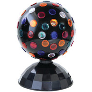 "CORNET BHL-117 9"" Rotating Disco Ball Light (R-BTWBHL117)"