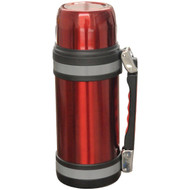 BRENTWOOD FTS-1500R Vacuum Stainless Steel Bottle with Handle (1.5 Liter) (R-BTWFTS1500R)