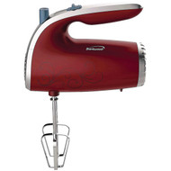 BRENTWOOD HM-48R 5-Speed Hand Mixer (Red) (R-BTWHM48R)