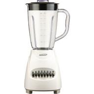 BRENTWOOD JB-220W 12-Speed Blender with Plastic Jar (White) (R-BTWJB220W)