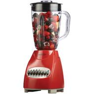 BRENTWOOD JB-920R 12-Speed Blender with Plastic Jar (Red) (R-BTWJB920R)