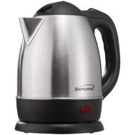 BRENTWOOD KT-1770 1.2-Liter Stainless Steel Electric Cordless Tea Kettle (R-BTWKT1770)
