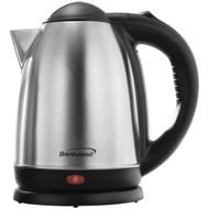 BRENTWOOD KT-1790 1.7-Liter Stainless Steel Electric Cordless Tea Kettle (R-BTWKT1790)