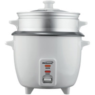 BRENTWOOD TS-180S 8-Cup Rice Cooker with Steamer (R-BTWTS180S)