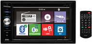 "Boss 6.2"" Ddin Receiver Touchscreen Bluetooth Dvd/Cd Usb/Sd Front Aux (R-BV9366B)"