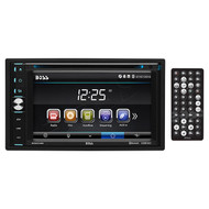 "Boss 6.2"" D.Din Dvd/Bt/Detachable Face (R-BV9371BD)"