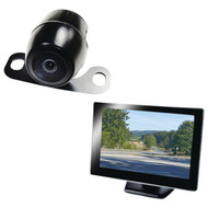 "BOYO VTC175M 5"" Rearview Monitor with License-Plate Camera (R-BYOVTC175M)"