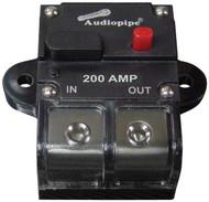 Audiopipe 200Amp Manually Resettable Circuit Breaker (R-CB200AP)