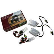 Hid Full Conversion Kit with Water Proof Ballast (R-CB900710KHL)