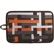 "COCOON CPG15OR 12"" GRID-IT!(R) with Accessory Organizer Pocket (Orange) (R-CCNCPG15OR)"