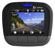 Cobra, Full Hd Dash Cam, Smartphone Enhanced Feature, Red Light/ Speed Alert (R-CDR855BT)