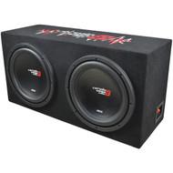 """CERWIN-VEGA MOBILE BKX7212S 12"""" Sealed Amplified & Loaded Bass Kit (R-CERBKX7212S)"""