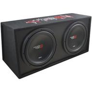 """CERWIN-VEGA MOBILE BKX7212V 12"""" Vented Amplified & Loaded Bass Kit (R-CERBKX7212V)"""
