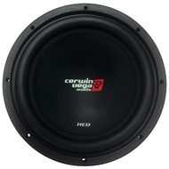 """CERWIN-VEGA MOBILE XED12 XED Series SVC 4ohm Subwoofer (12"""", 1,000 Watts) (R-CERXED12)"""