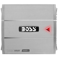 Boss CHAOS EXXTREME 1600 Watts 4Channel Power Amplifier Remote Subwoofer Level Control (R-CH4400)