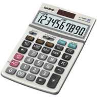 CASIO JF100MSSIH Solar Calculator (R-CIOJF100MSSIH)
